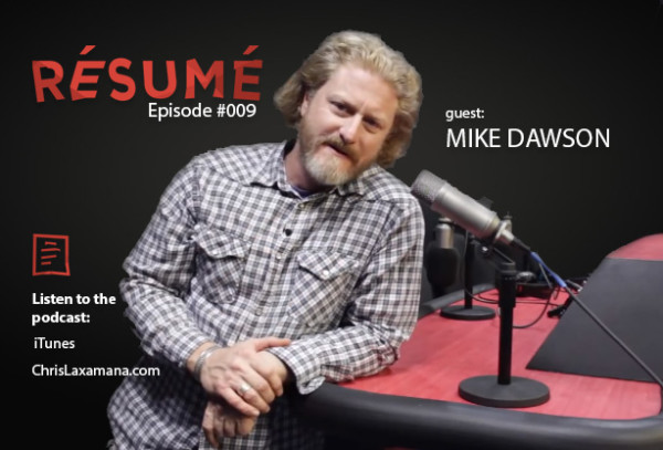 resume mike dawson voice over talent and audio engineer chris